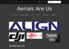 aerials-are-us.myshopify.com
