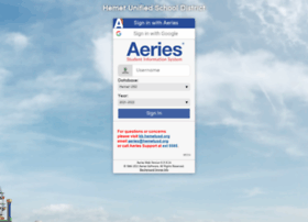 aeries.hemetusd.org