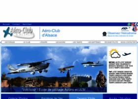 aero-club-alsace.org