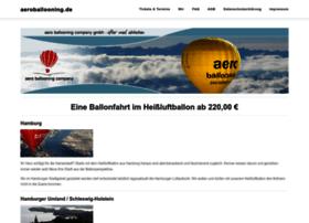 aeroballooning.de