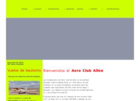 aeroclubdeallen.com.ar