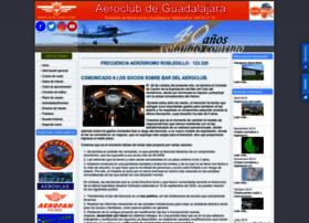 aeroclubdeguadalajara.es