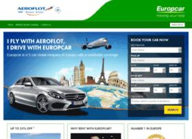 aeroflot.europcar.com