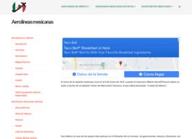 aerolineasmexicanas.com.mx