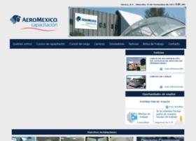 aeromexicocapacitacion.com.mx