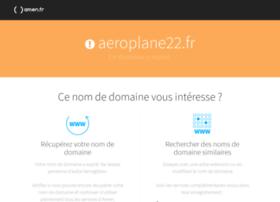 aeroplane22.fr