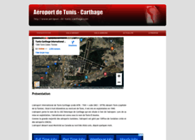 aeroport-de-tunis-carthage.com