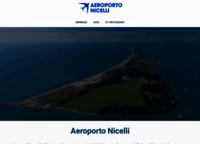 aeroportonicelli.it