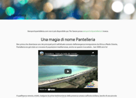 aeroportopantelleria.com
