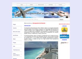 aeropuertodecancun.com