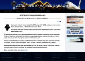 aeropuertomadrid-barajas.com