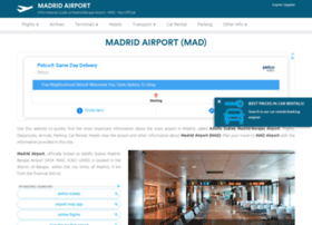 aeropuertomadrid.net