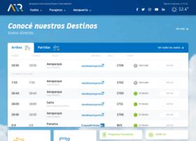 aeropuertorosario.com