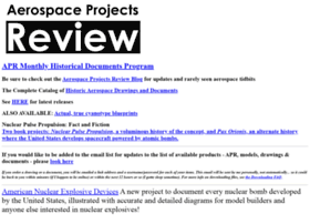 aerospaceprojectsreview.com