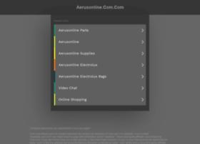 aerusonline.com.com
