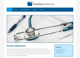 aerztehaus-wittmund.de