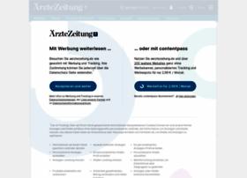 aerztezeitung.de
