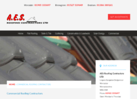 aesroofing-commercial.co.uk