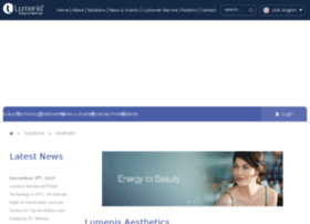 aesthetic.lumenis.com