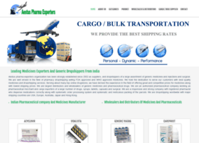 aestuspharmaexporters.com