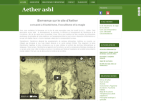 aether.be