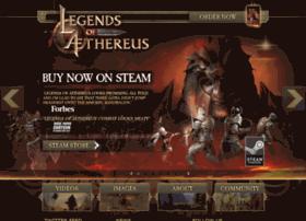 aethereusgame.com