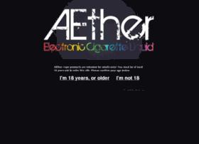 aethervape.com