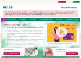 aetnavaluepass.com