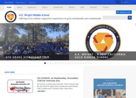 aewrightmiddleschool.net