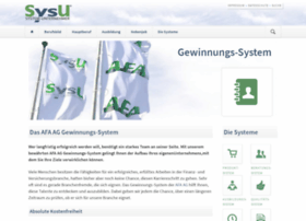 afa-gewinnungssystem.de