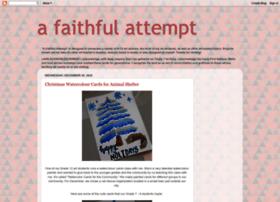 afaithfulattempt.blogspot.com