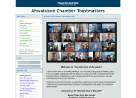 afchamber.toastmastersclubs.org