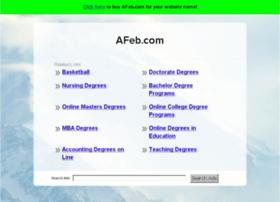 afeb.com