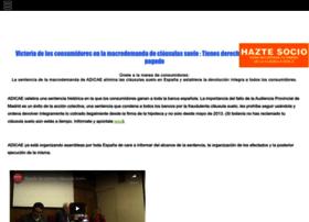 afectadosclausulasuelo.org