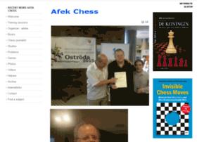 afekchess.com