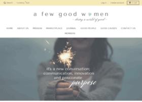 afewgoodwomen.com