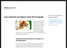 affaires-en-or.fr