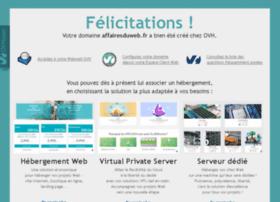 affairesduweb.fr