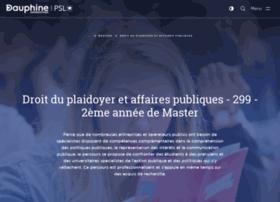 affairespubliques-apprentissage.dauphine.fr