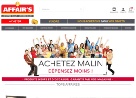 affairs.fr
