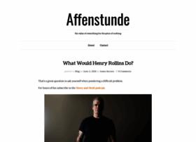 affenstunde.com