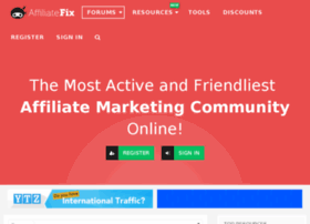 affiliate-marketing-forums.5staraffiliateprograms.com