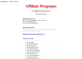 affiliate-programs.sireh.com