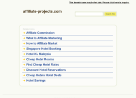 affiliate-projects.com