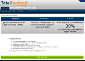affiliate.totelfootball.com