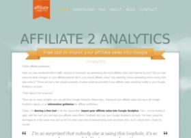 affiliate2analytics.com