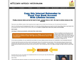 affiliatearticlewriters.com