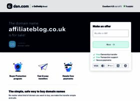 affiliateblog.co.uk