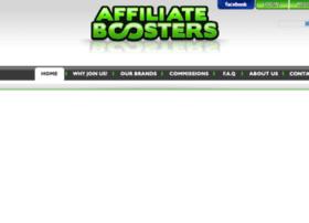 affiliateboosters.com