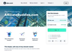 affiliatebuddies.com